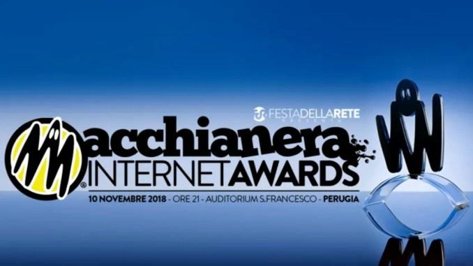 Festa della Rete e dei Macchianera Internet Awards a Perugia