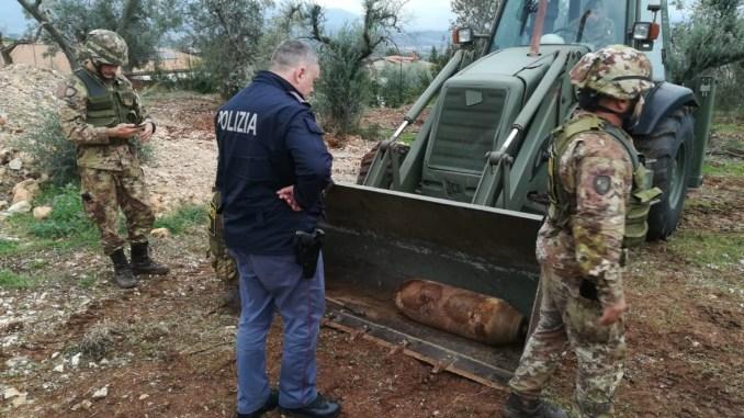 Bomba Cesi, emergenza terminata, si rientra a casa Titolo del sito Titolo Categoria primaria Separatore