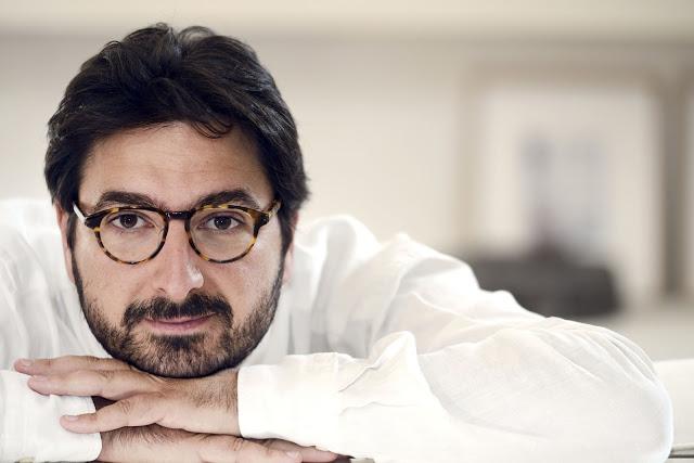 """Costantino D'Orazio a Perugia per presentare il libro """"L'arte in sei emozioni"""""""