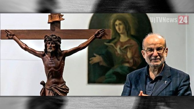 Monsignor Saulo Scarabattoli 52 anni di sacerdozio anche per lui la campagna Insieme ai Sacerdoti