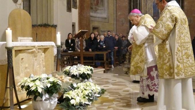 Vescovo Piemontese dalla parte degli ultimi no al Natale senza la sostanza