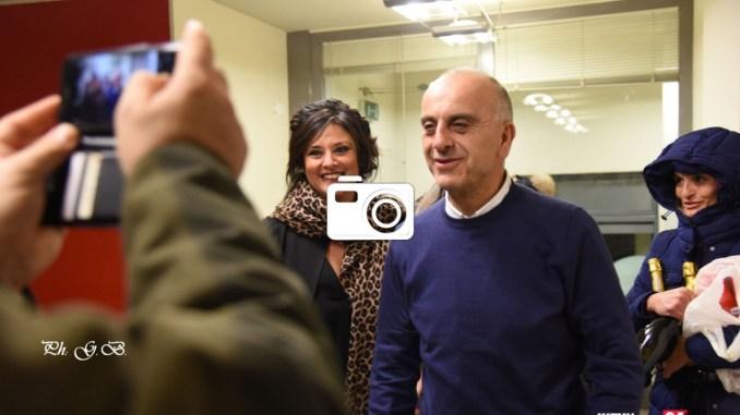 Tutte le foto dei festeggiamenti dopo esito Primarie Pd in Umbria