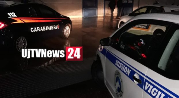 Tentato furto carabinieri mission vigilanza collestrada