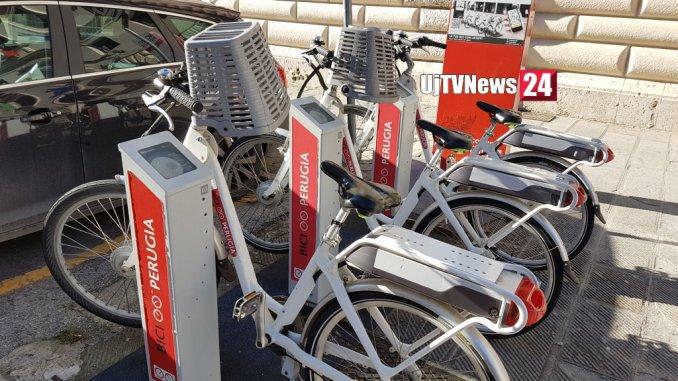 Bike sharing, Lorena Pesaresi, bisogna crederci e fu molto condiviso