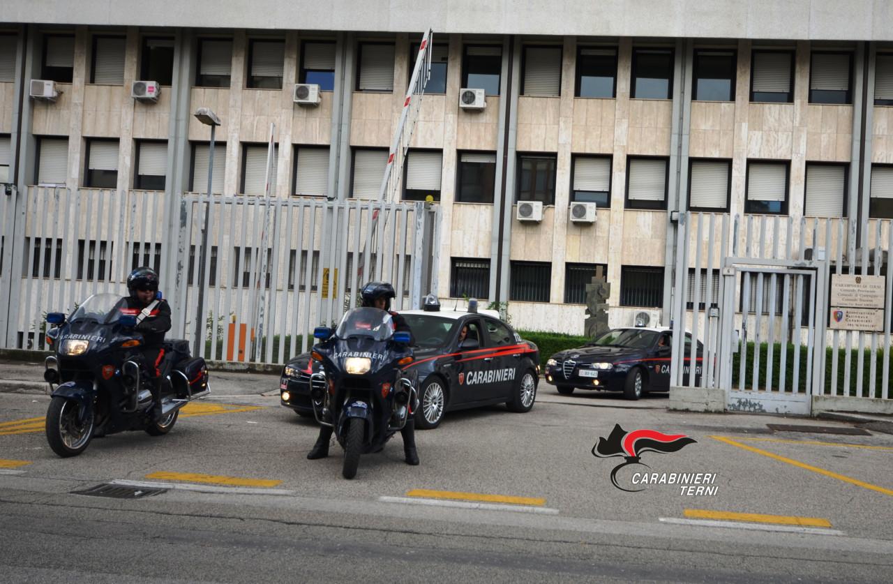 Truffa anziani, Carabinieri Terni smantellano banda operazione Mai Peggio