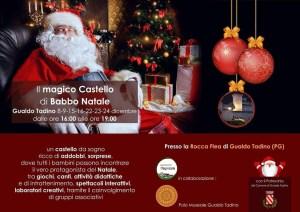 Il Magico Castello di Babbo Natale alla Rocca Flea