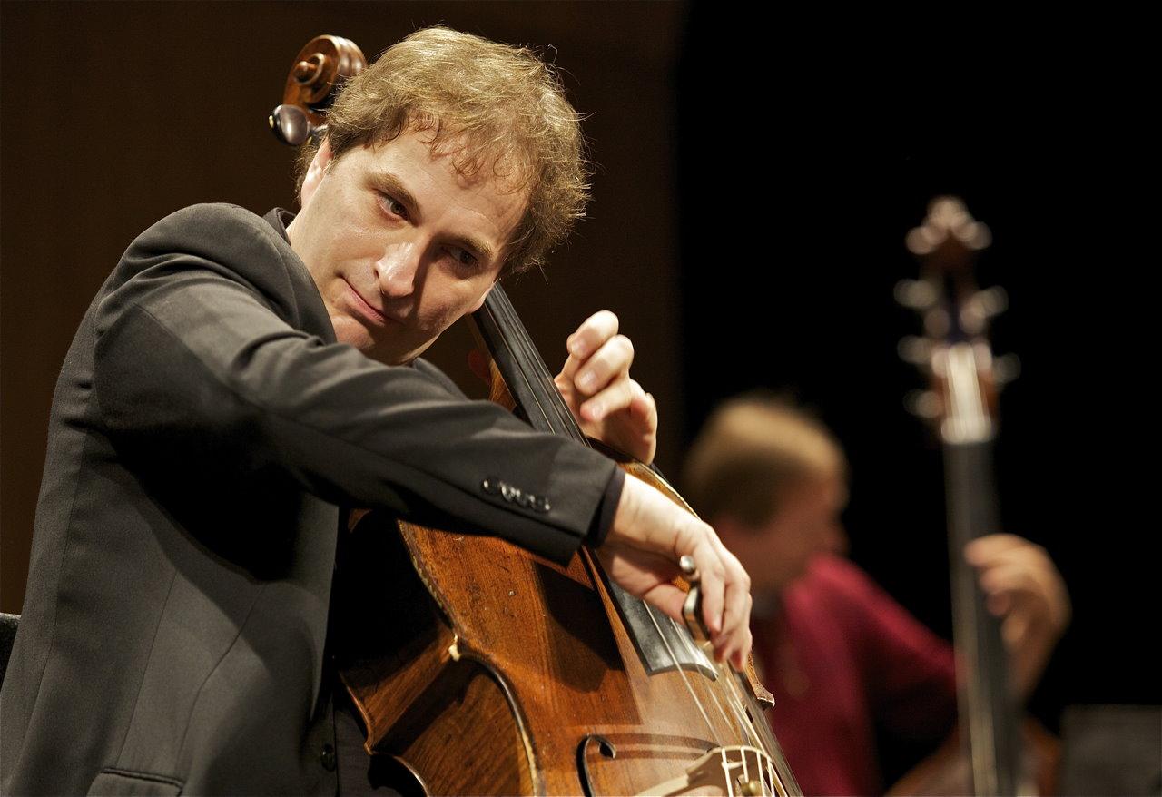 Concerto Amici della musica con Enrico Bronzi e Orchestra da Camera di Perugia