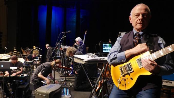 I King Crimson a Umbria Jazz mezzo secolo di musica e leggenda con Robert Fripp