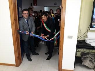 Scuola, un nuovo laboratorio inaugurato al Giordano Bruno