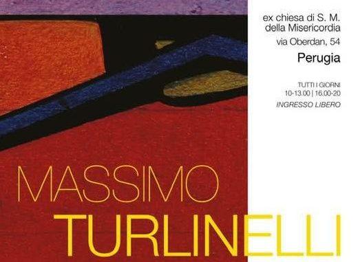 """Mostra di Massimo Turlinelli """"Superfici"""", ex chiesa Santa Maria"""