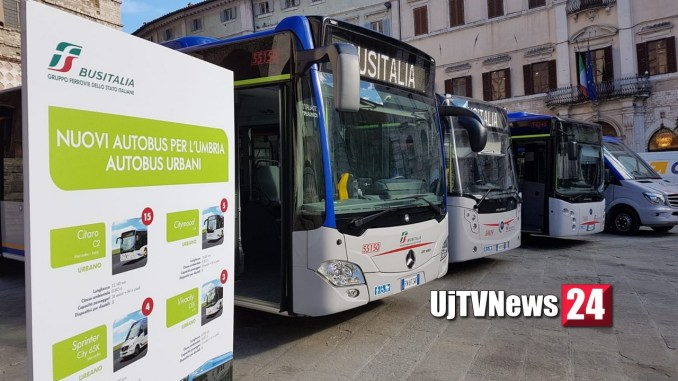 Trasporto pubblico di Busitalia, arriva orario estivo più autobus e treni