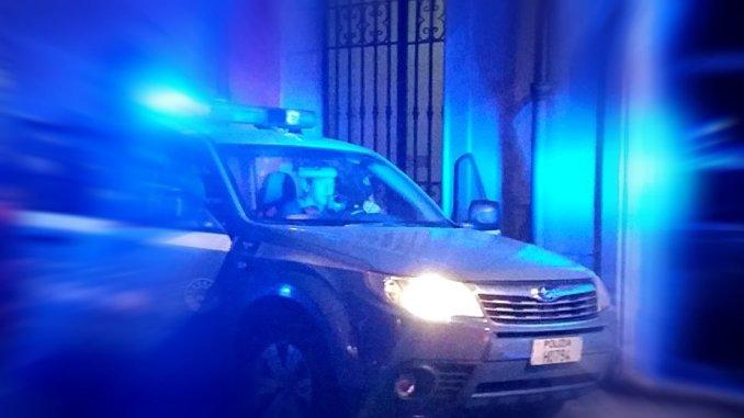 Rapina in un Hotel a Ponte Valleceppi, armati di pistola e taser
