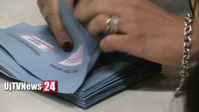 Primarie Pd, chiusi tutti i seggi, vince Bocci con oltre il 60 per cento