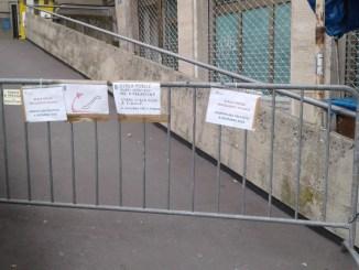 Scale mobili piazza Partigiani, apertura prevista il 4 dicembre