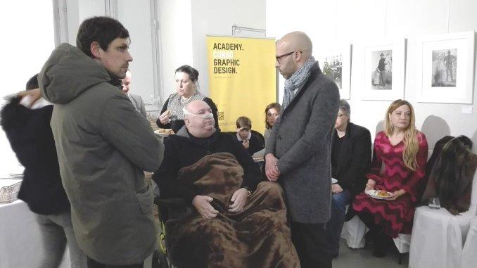 In Italia, anche. l'apparecchio che permette ai malati di SLA di mantenere la voce