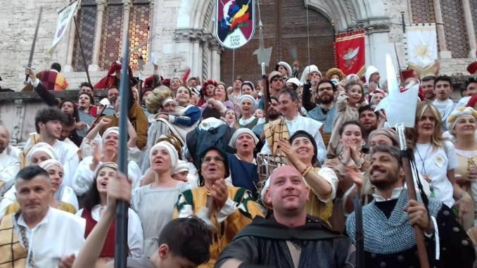 Perugia 1416, al via il concorso di idee per il Palio 2019