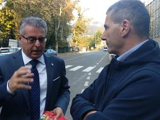 Ricostruzione cantieri importanti nel 2019, dice Commissario Farabollini