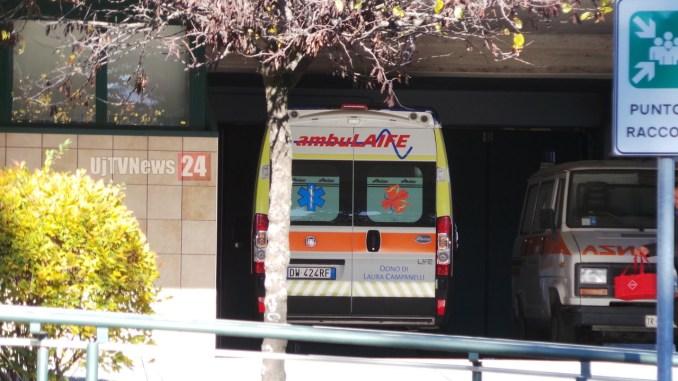 Incidente stradale a Montescastrilli sciolta prognosi per uno dei due feriti