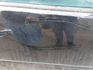 Auto del funzionario del Comune di Terni distrutta, atto intimidatorio?