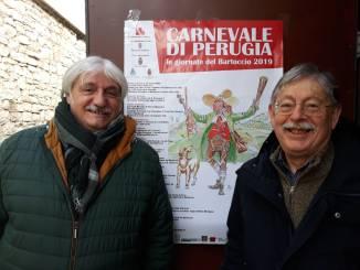 Il Carnevale di Perugia si chiama Bartoccio, ecco il programma delle giornate