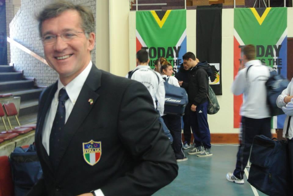 Karate, è morto a Perugia, dopo una lunga malattia,MarcelloTiberi
