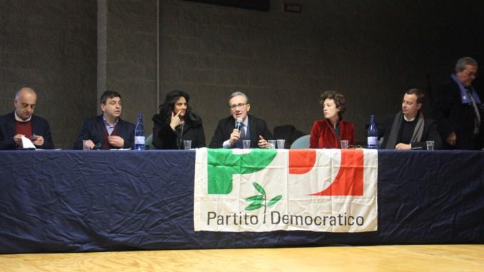 Partito democratico, prima assemblea regionale al Capitini, tutti i nomi