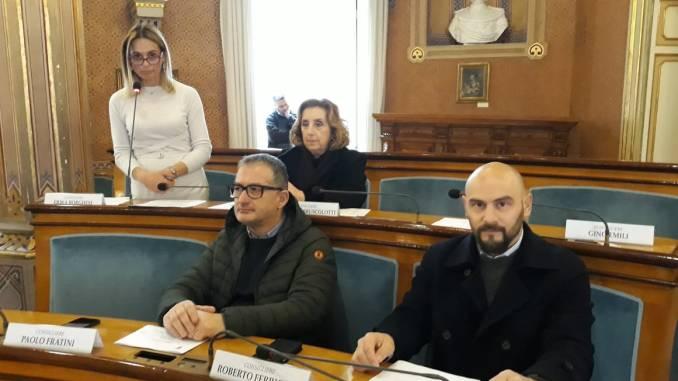 Viabilità, tempi certi per la Pievaiola, Borghesi fa punto in Provincia