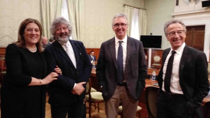 Ricostruzione, incontro Conte, Marini, apprezzata disponibilità Governo