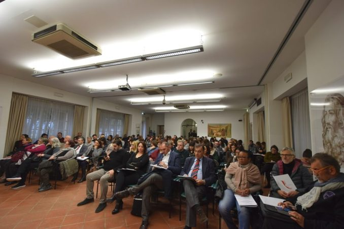 """A Villa Umbra seminario """"Presentazione del percorso di progettazione territoriale"""""""