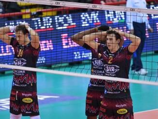 Volley, prima europea del 2019 per la Sir Colussi Sicoma Perugia