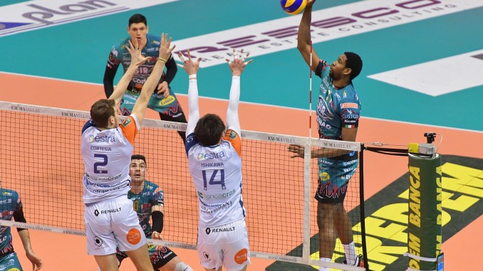Volley, Sir Safety, prova di forza dei Block Devils a Siena
