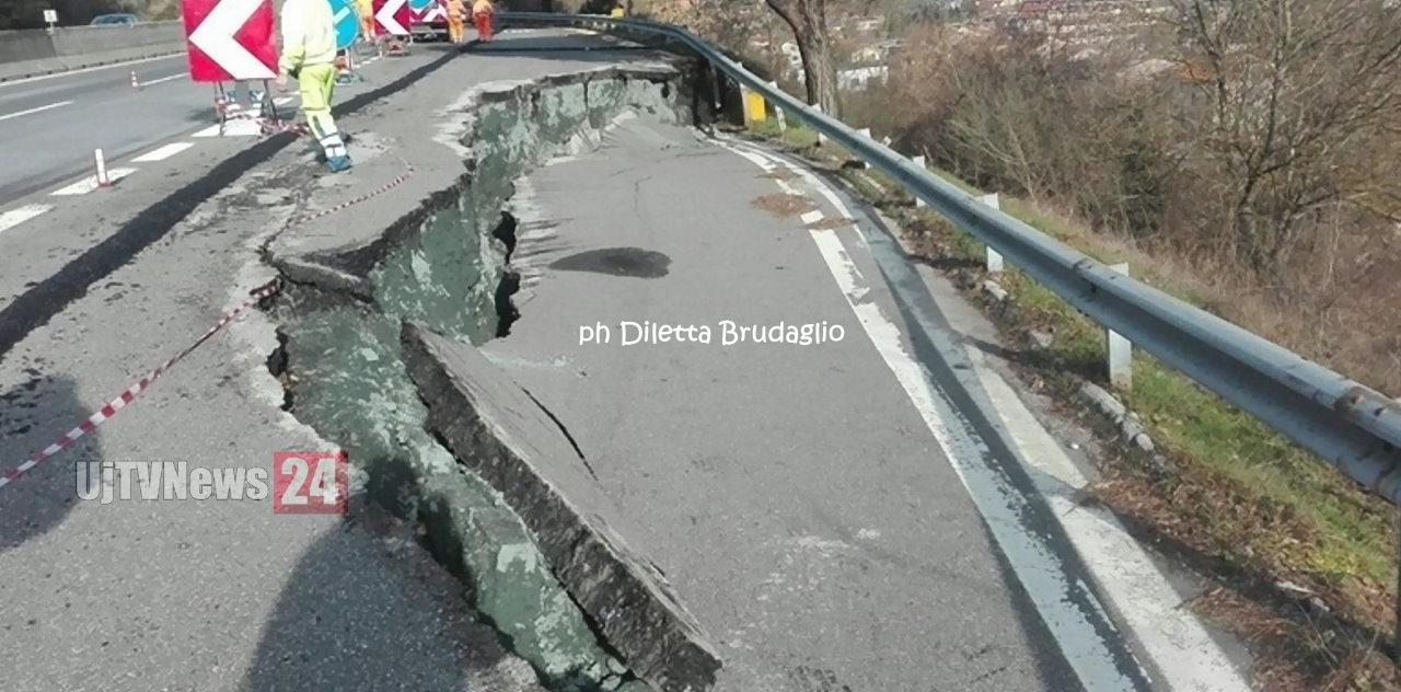 Walter Verini, è chiaro il danno all'Italia da chiusura viadotto Puleto, E45?
