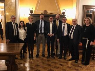Il sottosegretario Guidesi in Umbria, a fianco delle eccellenze locali