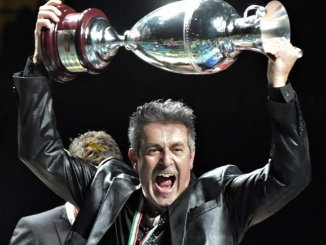 Volley, tripudio della Sir in Coppa, vittoria bis ↘LE FOTO↙