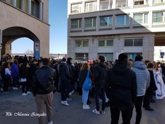 Protesta studentesca febbraio 2019 Perugia (7)