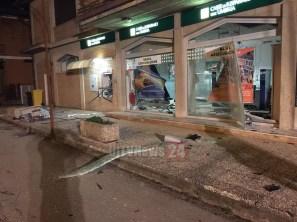 Tentata rapina riapre filiale Intesa Sanpaolo di Pistrino Citerna