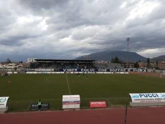 Foligno, campionato Eccellenza, giornata 21: Foligno-Lama 0-0