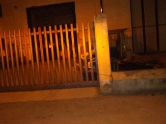 Sorpresi a rubare nella zona artigianale, ladri vengono messi in fuga