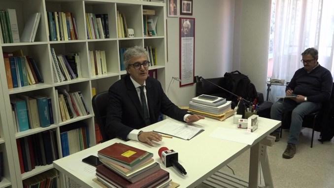 Rettore Unipg, Maurizio Oliviero ha presentato la sua candidatura