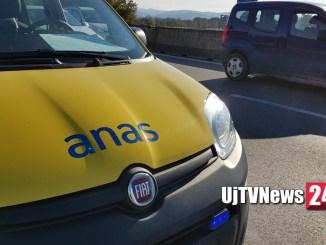 Raccordo Perugia-Bettolle, da domani chiusa corsia di sorpasso a Ponte San Giovanni