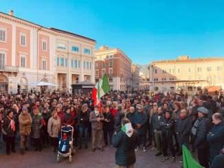Presidio antifascista a Terni, errore grave negare carattere politico