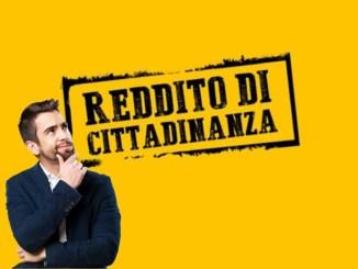 Reddito di cittadinanza precisazioni INPS Umbria