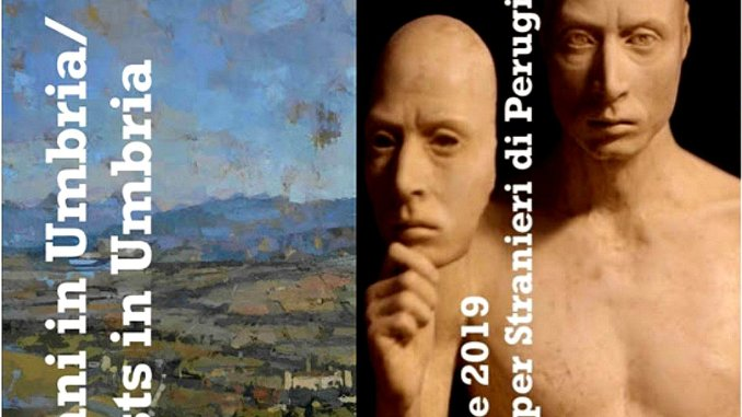 Artisti Americani in Umbria convegno a Perugia venerdì 15 Marzo 2019