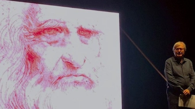 Leonardo da Vinci uno sfaticato? Sgarbi, No, un contemporaneo