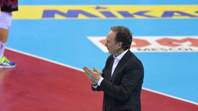 Sir Safety, Bernardi, a Milano le prove generali per i playoff