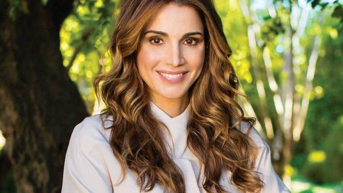 Rania, la bellissima Regina di Giordania, sarà ad Assisi il 29 marzo