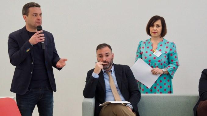 Pa Social Umbria, dal Binario 5 di Fontivegge un appello per una nuova legge 151