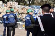 Incendio Biondi Recuperi Ponte San Giovanni, M5s formula dieci domande all'azienda