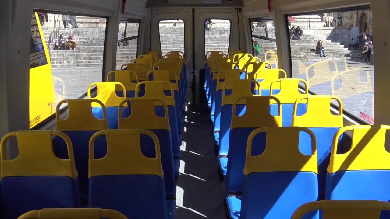 Trasporti pubblici, regione chiede al comune di Perugia di restituire 4,8 milioni