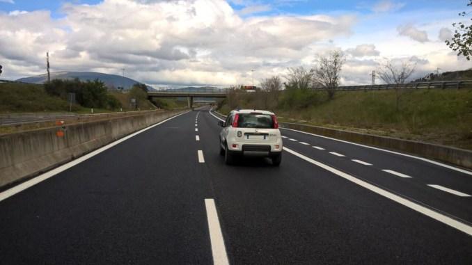 Anas, altri 10 milioni di euro per lavori di manutenzione strade in Umbria
